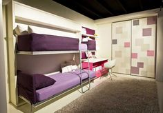 Love this Murphy bed. Great for when the grandkids come. Just close it up when they leave.