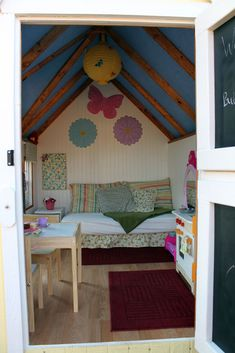 Childrens Playhouse Plans 705024516648065876 - Childrens Playhouse interior Source by foreverplayhouses Playhouse Decor, Playhouse Interior, Childrens Playhouse, Shed Interior, Backyard Playhouse, Build A Playhouse, Wooden Playhouse, Playhouse Ideas, Simple Playhouse