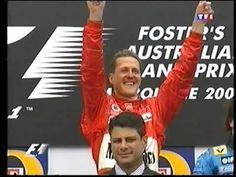 F1 - Podium Grand Prix Australie - 2004 Grand Prix, F1, Ronald Mcdonald, Youtube, Formula 1, Australia, Youtubers, Youtube Movies