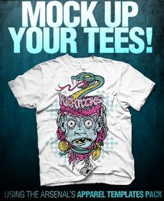 How to Create Photorealistic T-Shirt Mockups