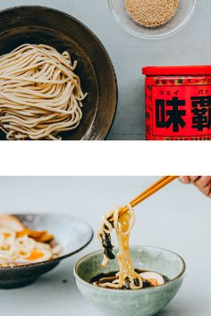 Bento Recipes, Recipies, Cafe Food, Rice Noodles, Fun Cooking, Japanese Food, Wine Recipes, Food And Drink, Ethnic Recipes