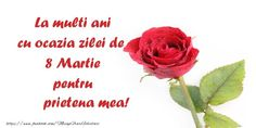 8 Martie, Vegetables, Rose, Flowers, Plants, Mai, Holidays Events, Pink, Vegetable Recipes