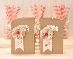 DIY: Paper Flower Ribbons | Green Wedding Shoes Wedding Blog | Wedding Trends for Stylish + Creative Brides