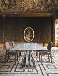 Dining tables | Tables | Artù | Longhi | Giuseppe Viganò. Check it out on Architonic
