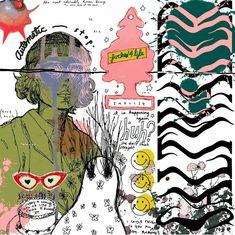 Art Journal Inspiration, Art Inspo, Pretty Art, Cute Art, Art Sketches, Art Drawings, Posca Art, Arte Sketchbook, Funky Art