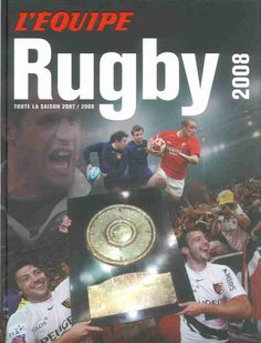 Rugby 2008 - L'Équipe - Recto