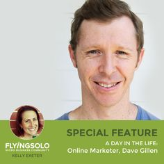 What does a day in the life of a fellow soloist look like? Today we chat with Flying Solo's awesome 'Forum Support Guy' Dave Gillen to find out what he's up to when not in the FS forums.