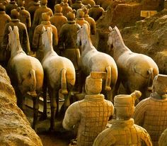 chinese terra cotta army | Welcome to the EXL 300 Study Abroad Weblog