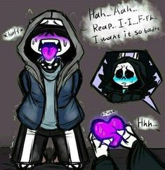 Read Reaper x Dust from the story Undertale~ Imágenes de Ships Yaoi ~ parte 2 by (Jimena with reads. Undertale Rule 34, Undertale Cute, Undertale Comic, Undertale Pictures, Undertale Drawings, Otp, Sans X Frisk Comic, Fanfiction, Murder
