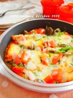 ピザ生地なし!簡単!目玉焼きピザ by 河埜 玲子さん / レシピサイト「Nadia/ナディア」/プロの料理を無料で検索