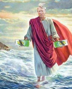Puer+o Rico Colorized. Caricatures, Donald Trump, Trump Cartoons, Political Satire, Political Cartoons, Lord And Savior, Cartoon Pics, Just In Case, Religion