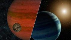 G.A.B.I.E.: Detectan síntomas de la primera luna fuera del Sis...