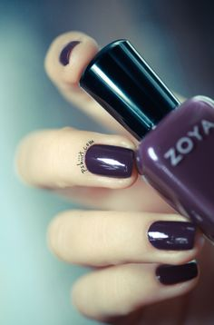 Zoya Nail Polish in Monica From the NYFW 2012 Zoya Designer Collection! - @Pshiiit