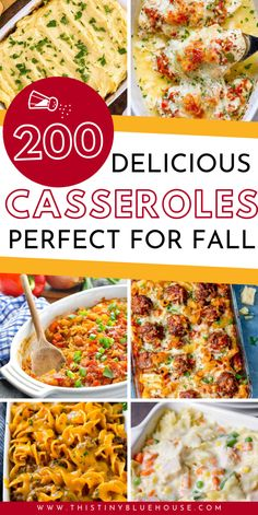 Here is the ultimate collection recipes!) of easy and Cheap Casserole Recipes that are perfect for easy fall and winter dinner. Cheap Casserole Recipes, Casserole Dishes, Fall Recipes, Dinner Recipes, Dinner Ideas, Cheap Recipes, Budget Recipes, Supper Ideas, Dinner Dishes