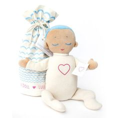 Lulla Doll Sleep Companion    Got Lucy one for her birthday it's amazing! Www.facebook.com/BeJBeads