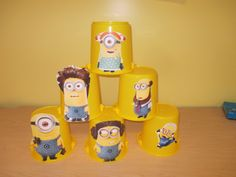 DIY Minion Game