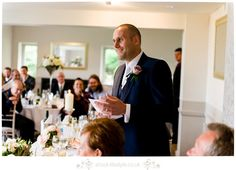 Grooms Wedding Speech at Whirlowbrook Hall