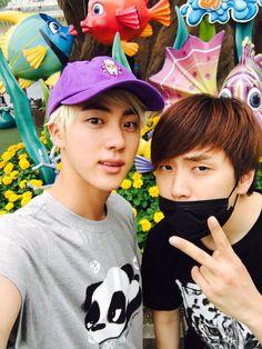 ♥ Bangtan Boys ♥ Jin ♥