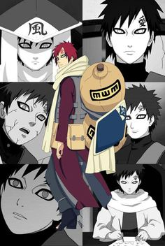Fictional character crush #three billion and flipping twelve. GAARA WHAT'S-HIS-LAST-NAME OF THE SAND.