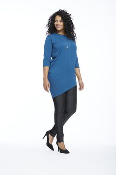 Genevette Top In Patriot Blue by @universalstand   Available in sizes XS-XL