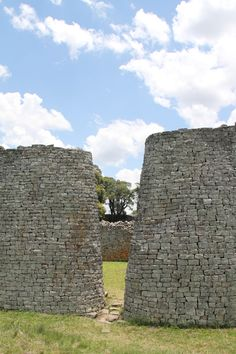 Great Zimbabwe Ruins #zimbabwe #safari #africa