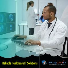 Providing a complete range of #ITservices to clients in the #healthcare industry - #Flyonhealth