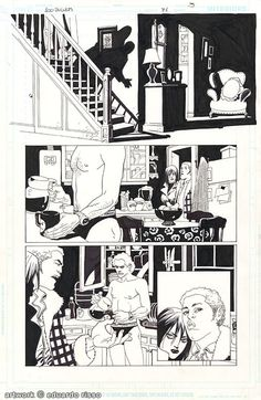 Month of Art Stars: Artist's Choice - Eduardo Risso | Comics Should Be Good @ CBR