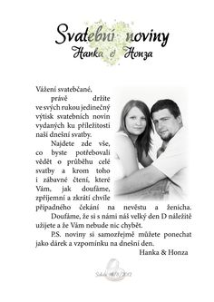 svatební noviny - Google Search Wedding Scrapbook, Weddings, Google, Wedding Albums, Mariage, Wedding, Marriage, Bridal Shower Scrapbook