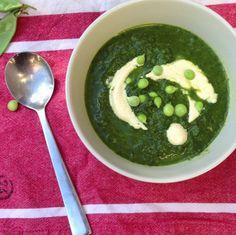 10minsilverbeet soup