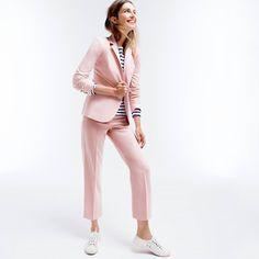 J.Crew Petite Campbell blazer in Super 120s wool | Pinterest | Sorana Țărău | @Soranel