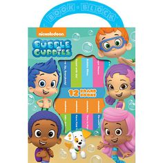 """My First Library- Bubble Guppies -  Publications INTL - Toys""""R""""Us"""