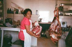 Auntie Jackie's Butcher Shop Lethem, Guyana