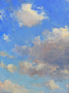 """""""Sky, 2/24/2017"""" by Duane Keiser"""