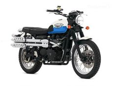 triumph motorcycle scrambler - Google Search