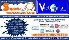 Benvenuto Nella nostra Accademy School...