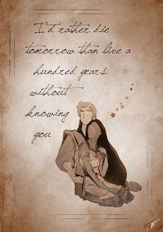 Pocahontas inspired valentine.
