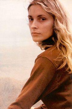 Sharon Tate - Paris Vogue, December 1976 by Roman Polanski