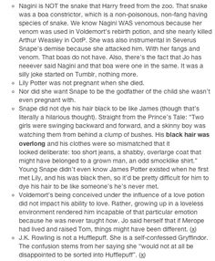 common HP misconceptions. Thank you, someone, for making this, because Tumblr has come up with some weird things. <-- Yes.