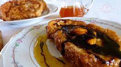 Hoy os explico el paso a paso para hacer unas deliciosas Torrijas con Naranja y Chocolate que son típicas de la Cuaresma y de Semana Santa.