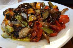 Λαχανικά ψητά στο φούρνο !!! ~ ΜΑΓΕΙΡΙΚΗ ΚΑΙ ΣΥΝΤΑΓΕΣ 2