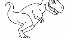 Coloring Pages Dinosaurs T Rex from Animal Coloring Pages category. Printable coloring pictures for kids that you could print and color. Check out our selection and printing the coloring pictures for free. Dinosaur Coloring Pages, School Coloring Pages, Easy Coloring Pages, Online Coloring Pages, Animal Coloring Pages, Coloring Pages To Print, Printable Coloring Pages, Coloring Pages For Kids, Coloring Books