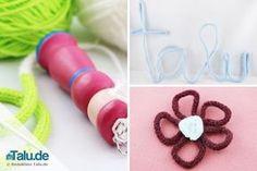 stricken mit der strickliesel anleitung und kreative ideen - Strickliesel Muster