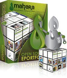 Mahara - an open source ePortfolio software.