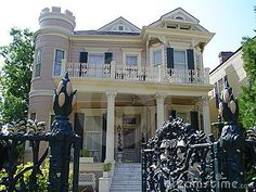 Cornstalk Hotel, New Orleans French Quarter