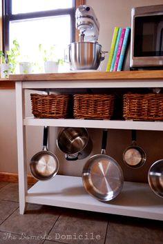 DIY Kitchen Island Reveal  The Domestic Domicile