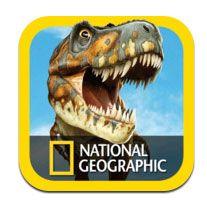 Dinosaur digging