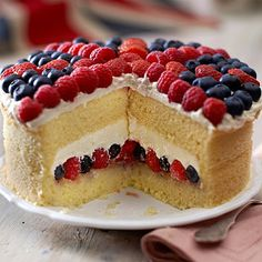 Celebration Cake recipe - From Lakeland