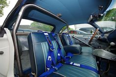 Plymouth Fury roll  cage