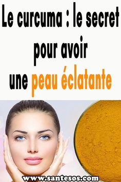 Turmeric: the secret to having a glowing skin – Diet Tips For Beginners Glowing Skin Diet, Diet Tips, Turmeric, The Secret, Skin Care, Beauty, Nutrition, Gym, Fitness