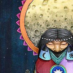 Sacred Feminine, Goddess Art, Mexican Folk Art, Native Art, Wallpaper S, Easy Drawings, Art Inspo, Native American, Art Pieces